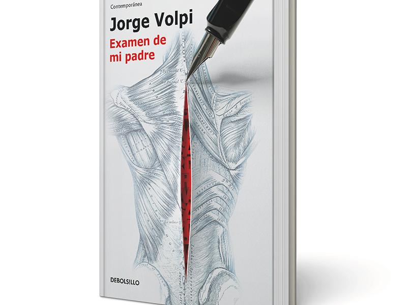 Portada del libro de Jorge Volpi